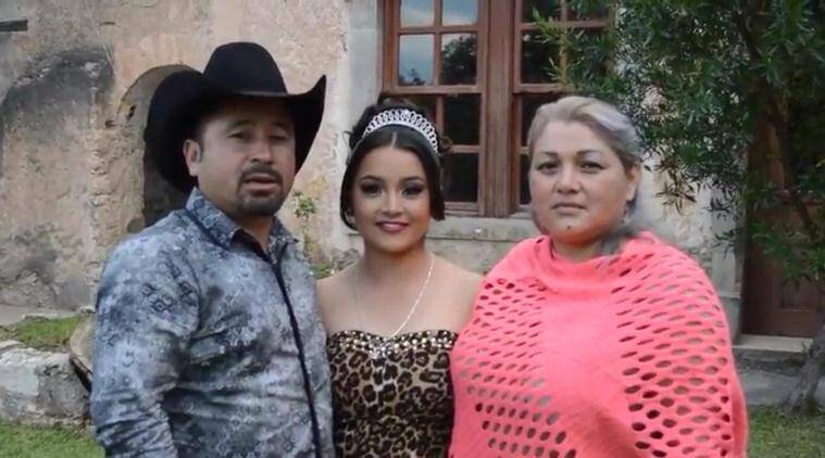 mexico, mexico girl 15th birthday, ruby fest, mexico ruby fest, ruby xv birthday, mexico girl birthday public invite, bizarre news, viral news, latest news