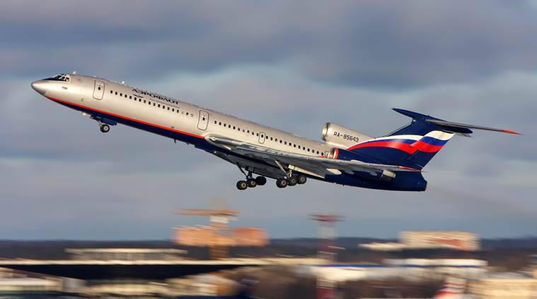Plane with expelled diplomats leaves United States: Russian