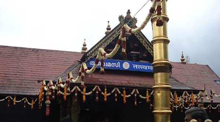 sabarimala temple, india news, indian express news