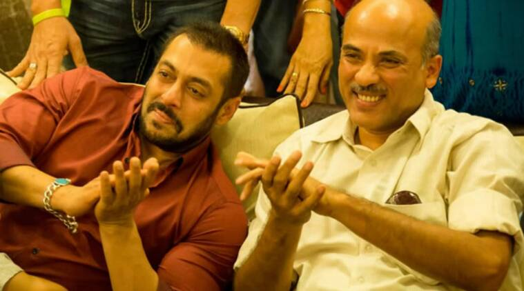 Wait for a film with Salman Khan will be shorter this time, says Sooraj  Barjatya   Entertainment News,The Indian Express