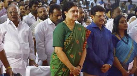 AIADMK party wing urges VK Sasikala to become Tamil Nadu ChiefMinister