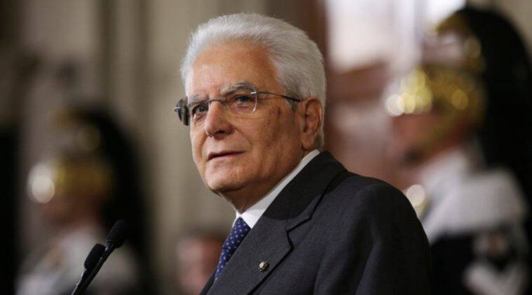 Italy electoral law, President Sergio Mattarella , Italy new electoral system , new electoral system in Italy, Italy 5-Star Movement ,  Matteo Renzi, Italy news, Indian Express news, world news