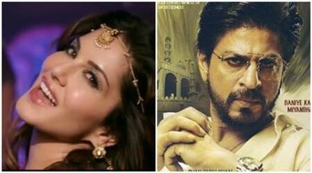 Raees song Laila O Laila, raees song sunny Leone, raees sunny Leone, sunny Leone song, sunny Leone song raees, raees new song, raees SRK, raees shahrukh sunny Leone, raees news, Bollywood updates, Indian express, Indian express news