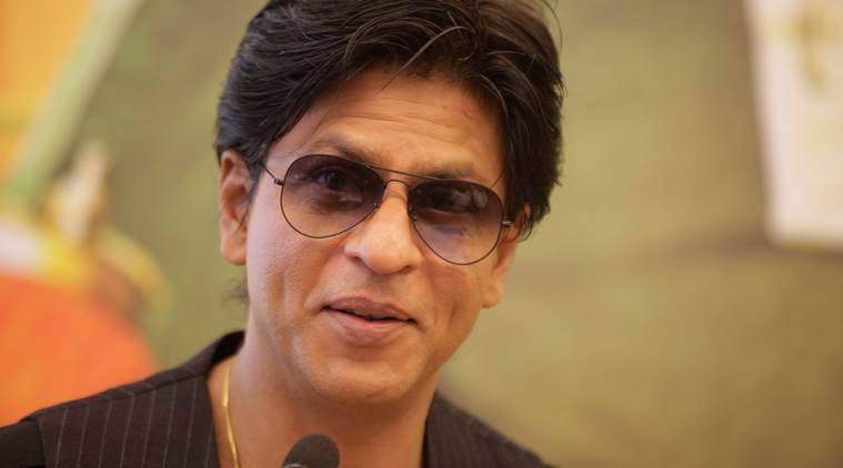 Actor Shah Rukh Khan File/Express Photo/Pavan Khengre