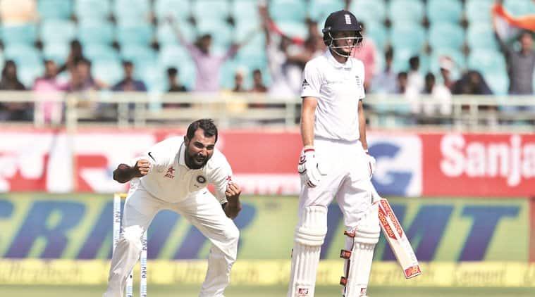 Mohammed Shami, virat kohli, india versus west indies, ind vs WI, cricket, indian express news, sports news, cricket news