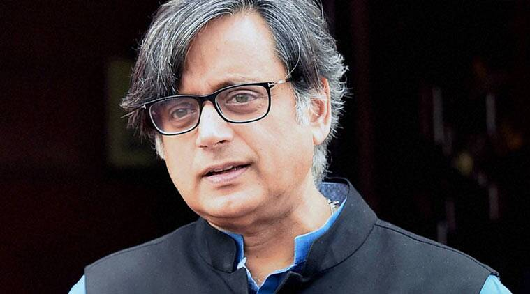 Shashi Tharoor News, Indian Express News, Migrant Crisis, BJP MP, BJP News, Latest News, Loksabha News, Refugee Policy