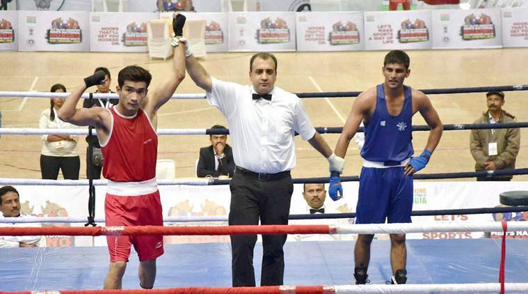 mens national boxing championship, boxing, shiva thapa, boxing news, sports news