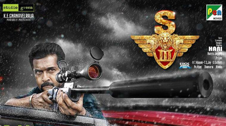 Suriya's Singam 3 leaked online, Si3 makers fight a losing battle ...