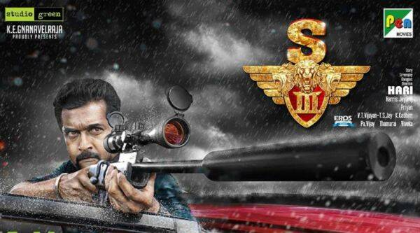Suriya's Singam 3: The Madras High Court issues John Doe order against piracy websites