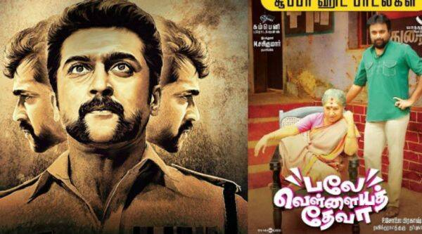 Singam 3 and Balle Vellaiyathevaa to clash at the box office this Christmas