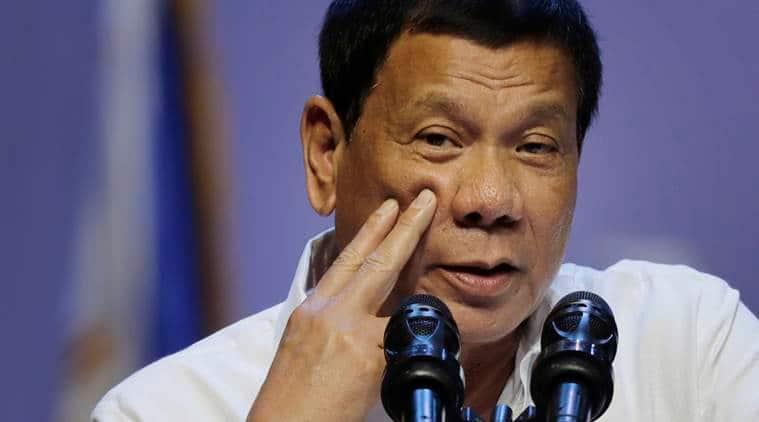 Rodrigo Duterte, Duterte, Philippines, Philippine president, philippines drugs, philippines government, phlippines president Rodrigo Duterte, Rodrigo Duterte drug, martial law, philippines martial law, world news