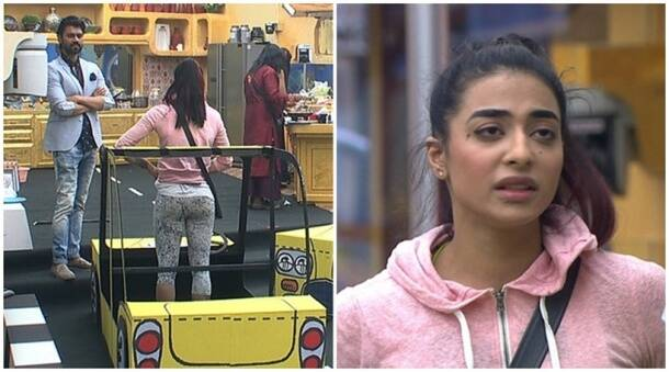 bigg boss 10 highlights, bigg boss 10 yesterday episode, bani cries, bani gaurav argument