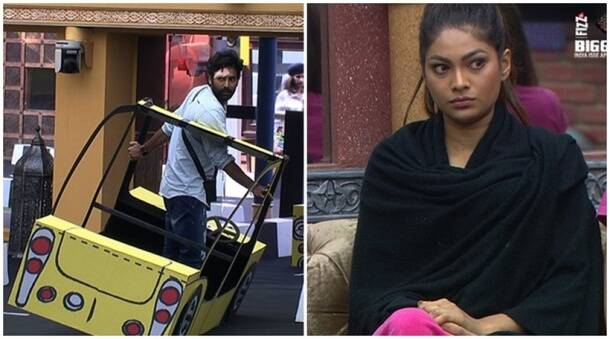 Bigg boss 10 highlights, bigg boss 10 yesterday episode, manveer lopamudra friends, lopamudra friends big boss 10
