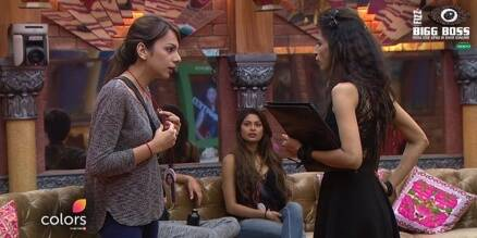 Bigg Boss 10 highlights, bigg boss 10 yesterday episode, nitibha priyanka jagga, nitibha insecure, nitibha fights