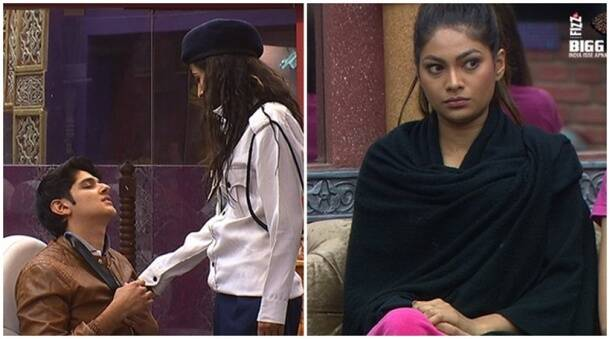 Bigg boss 10 highlights, bigg boss 10 yesterday episode, lopamudra hides money, rohan lopamudra friends