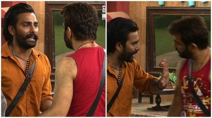 Bigg Boss 10 highlights, bigg boss 10 yesterday episode, manveer manoj friendship, manveer manoj fight