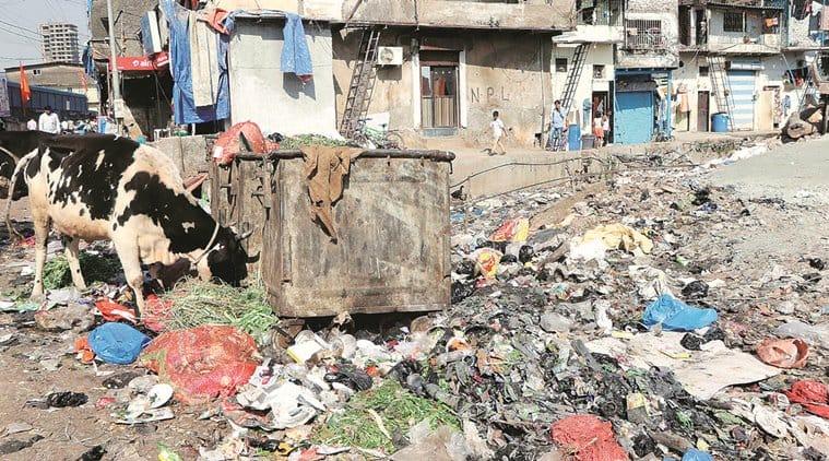 maharashtra government, FSI, FSI hike, slum, mumbai slum, slum rehab, devendra fadnavis, civic polls, BMC, indian express news, india news, mumbai, mumbai news