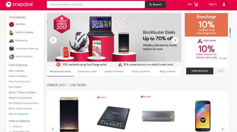Snapdeal, Snapdeal unbox sale, Snapdeal 2017 sale, snapdeal sale on smartphones, snapdeal sale top offers, snapdeal unbox 2017 sale top offers, Apple iPhone 7 deals, iPhone SE offers, sale on consumer electronics, christmas sale on smartphones, led TV, hard drives, discounts, technology, technology news