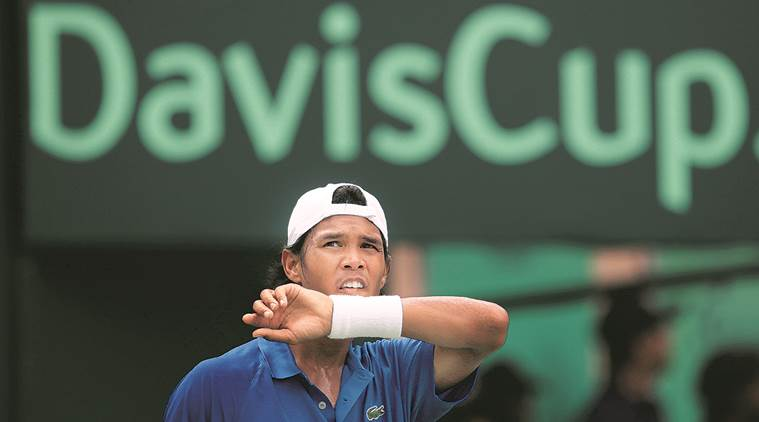 There have been suggestions that Somdev Devvarman is keen to take up coaching. But he has denied it so far. File