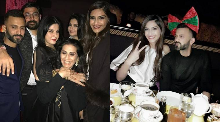 Inside Anil Kapoor's Jhakaas Birthday Party In London. See Pic