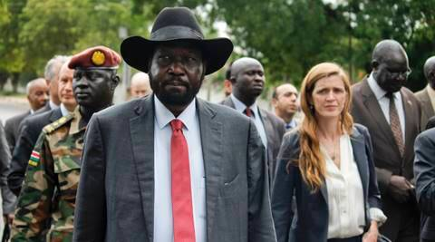 South Sudan violence, South Sudan situation, United Nations, UN Security Council, Security Council, Sudan, President Salva Kiir, world news, indian express news