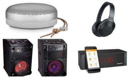 B&O Beoplay A1, B&O Beoplay A1 review, best bluetooth headphones, best bluetooth speakers, LG X Boom OM7550D review, best speakers 2016, best headphones 2016, Sony MDR 1000X, Sony MDR 1000X review, Amkette S-50 review, gadgets, technology, technology news