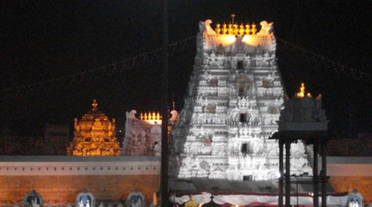 Tirupati temple, Tirupati ornaments, CIC, Central Information Commission, Archaeological Survey of India, the Andhra Pradesh government, Tirumala Tirupati Devasthanams,