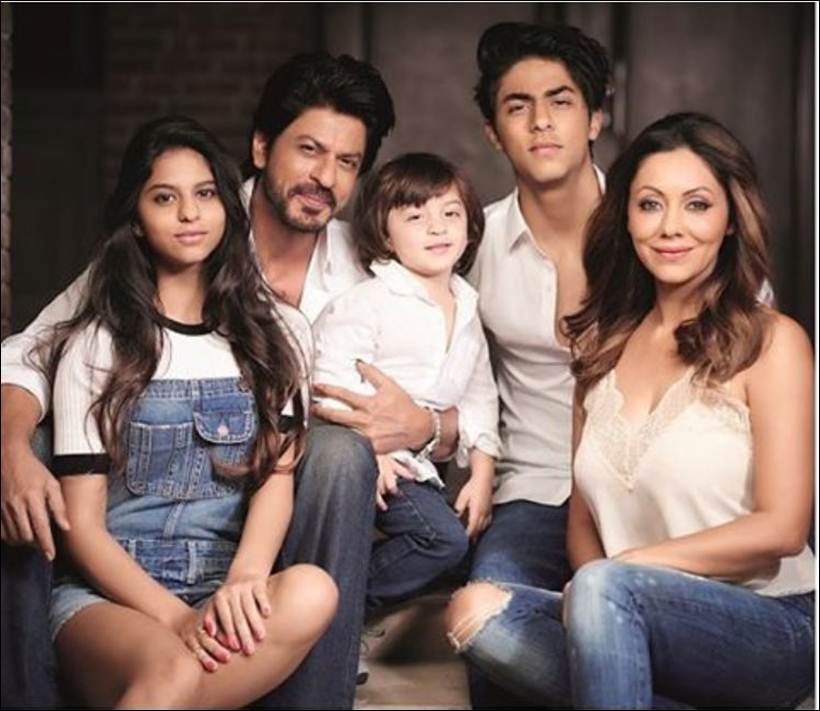 Image result for shahrukh and gauri khan