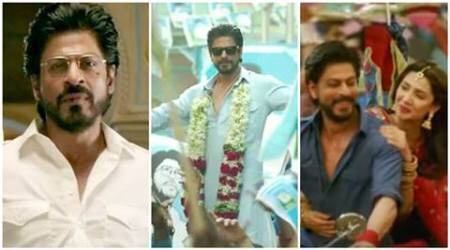 Shah Rukh Khan look in Raees, Shah Rukh Khan Raees looks, Shah Rukh Khan Raees, Shah Rukh Khan, Raees release date, Raees, bollywood news, bollywood updates, entertainment news, indian express news, indian express