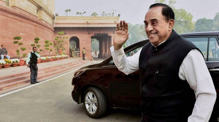 Demonetisation, demonetisation news, Subramanian Swamy, Subramanian Swamy-BJP, bjp-Subramanian Swamy, cash crunch, lack of preparedness, Congress-BJP-Parliament, India news, Indian Express