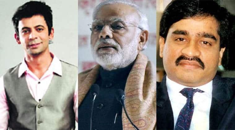 Narendra Modi, Dawood Ibrahim, Sunil Grover