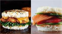Sushi Burger: This Japanese fusion food trend has foodies going crazy on Instagram