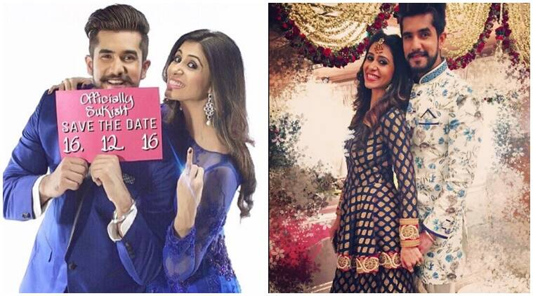 kishwer merchant, suyyash rai, kishwer suyyash, kishwer merchant wedding, kishwer wedding, sukish marriage, suyyash rai marriage, brahmarakshas, television news, television updates, entertainment news, indian express news, indian express