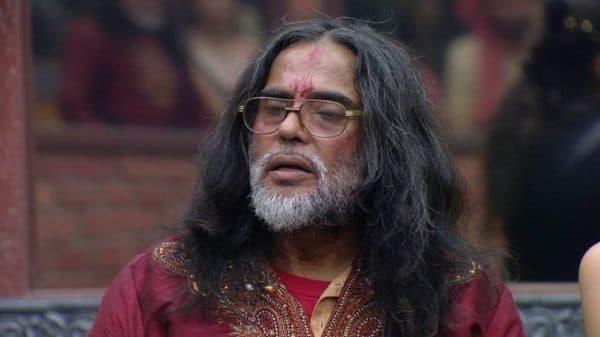 bigg boss 10 highlights, bigg boss 10 yesterday episode, swami om warning, swami om bigg boss spat, swami om fights,