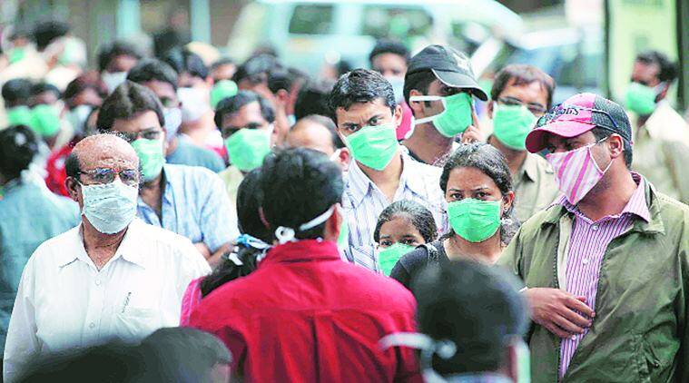 Swine flu, H1N1 Virus, Swine Flu cases Lucknow, Lucknow Swine Flu deaths, Swine Flu deaths, King George Medical University (KGMU), Sanjay Gandhi Post Graduate Institute (SGPGI) of Medical Sciences, Lucknow News, Indian Express News