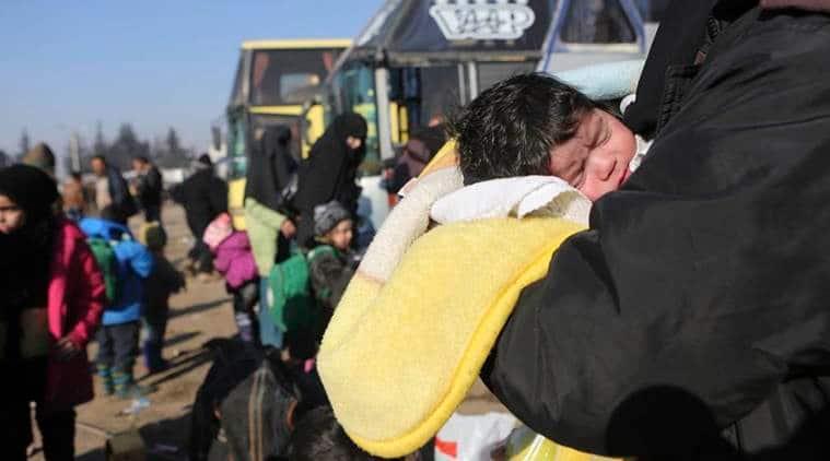 Syria ceasefire, Syria situation, High Negotiations Committee (HNC), HNC general Riad Hijab, Syrian President Bashar al-Assad , world news, indian express news