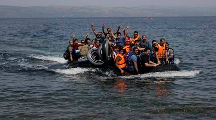 migrants, migrant crisis, europe migrant crisis, middle east migrants, africa migrants, refugee crisis, world news, international news, indian express
