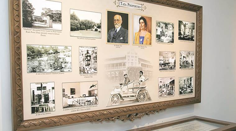 Tata Central Archives, TCA, Tata Central Archives exhibition, commemmorating 25 years, 25 years of Tata, paintings, recordings, medals, bharat ratan medals, tata group, TCS, tata and sons, india news, indian express news
