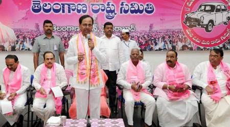 TRS convenes meeting of its MPs and legislators on May 27