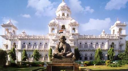 Telangana: 11 opposition MLAs suspended for day from the assembly