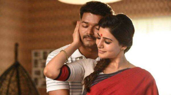 Theri is one of the biggest blockbusters in 2016