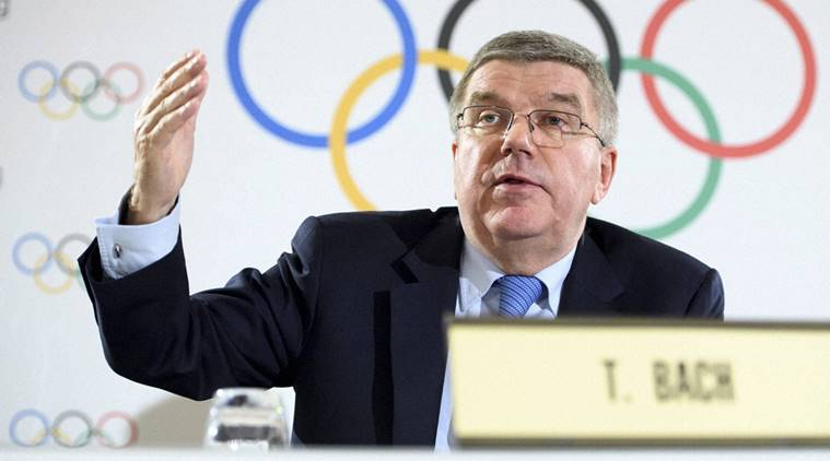 russia doping, russia olympics, olympics doping, olympic doping, thomas bach, bach, russia, ioc, wada, dope tests, sports news
