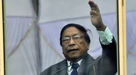 NSCN-IM appoints new chairman, vice-chairman