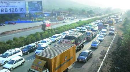 Operations resume at toll booths after 22-day break: Toll tax is back, so are lengthy traffic jams