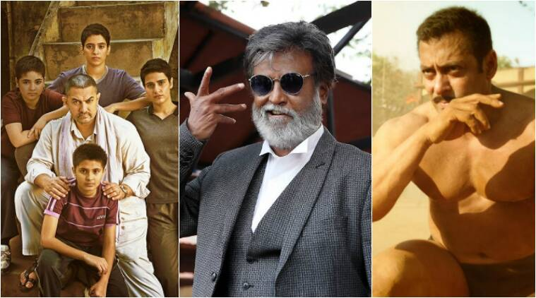 Rajinikanths Kabali Trumped Sultan Dangal To Become The Most