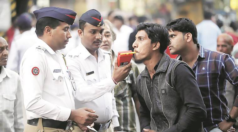 pune, pune traffic police, pune, new year, pune new year security, security preparations, pune news, india news, indian express news