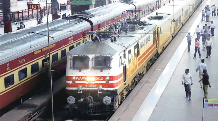 Railways, passenger capacity, Central railways, western railways, indian railways, india news, indian express news