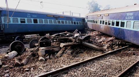 Kanpur derailment: ATS probing claims of man held in Bihar