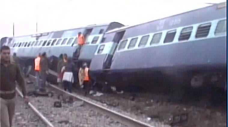 kanpur accident, kanpur train accident, ajmer sealdah express, sealdah ajmer train, ajmer sealdah express train, sealdah ajmer accident