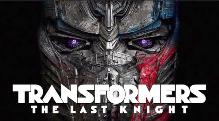 Transformers The Dark Knight trailer, Transformers The Dark Knight, Mark Wahlberg, The Last Knight, The Last Knight trailer, Transformers trailer, hollywood, indian express, indian express news